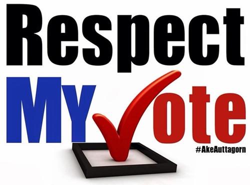respect my vote 3