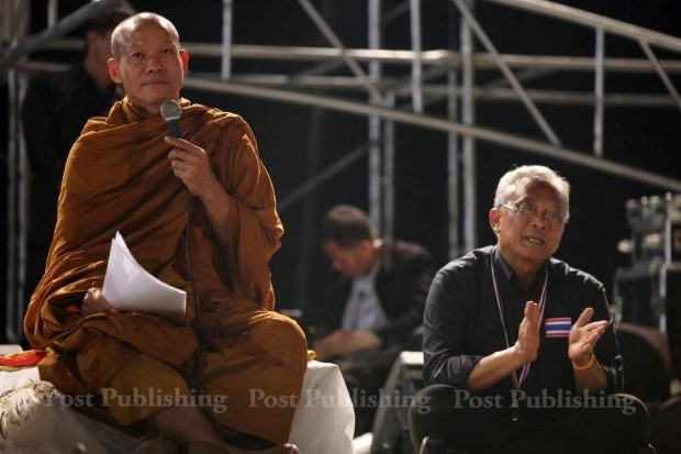 Fascist Monks and Thai Politics