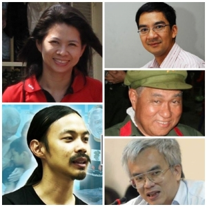 5 activists