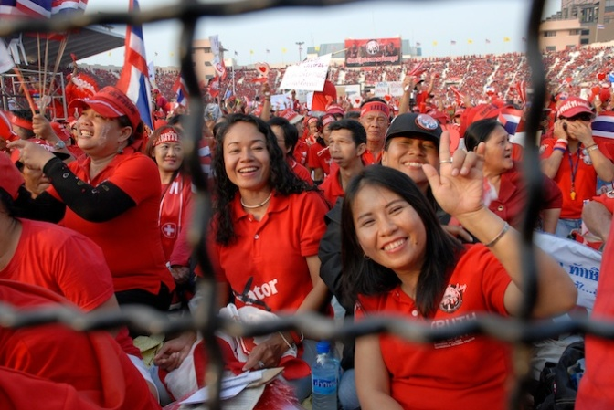 The UDD Red Shirts leadership isn't up to the job of defending democracy