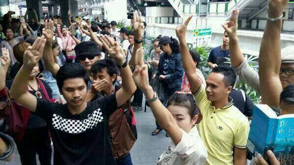 Unrest and Opposition Over Military Rule: Thailand on the Brink ….