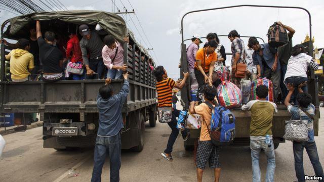 Junta whips up nasty nationalism
