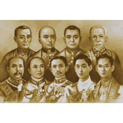 "The ""tradition"" of Thai Kingship"