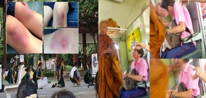 Why is Thai society addicted to violence?