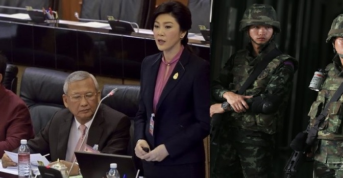 """Yingluk's impeachment: a fraudulent """"legal"""" means used by an illegal junta"""