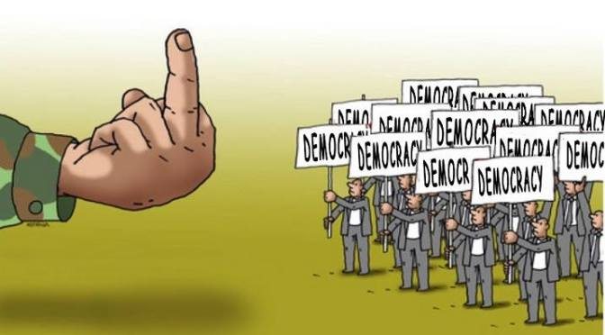Junta use pseudo-legal action against Yingluk