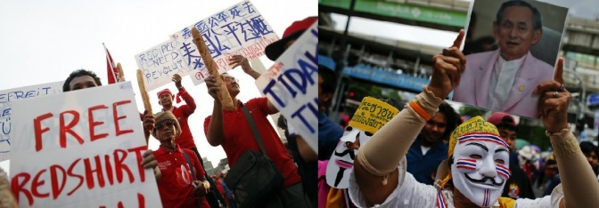 Theorising the Thai Democracy Movement