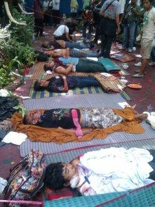 Wat Patum deaths