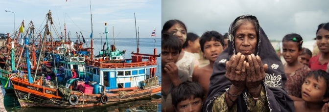What the Rohingya slave labour and Ko Tao scandals reveal