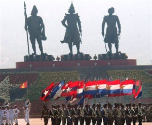 Myanmar Armed Forces Day (AP)