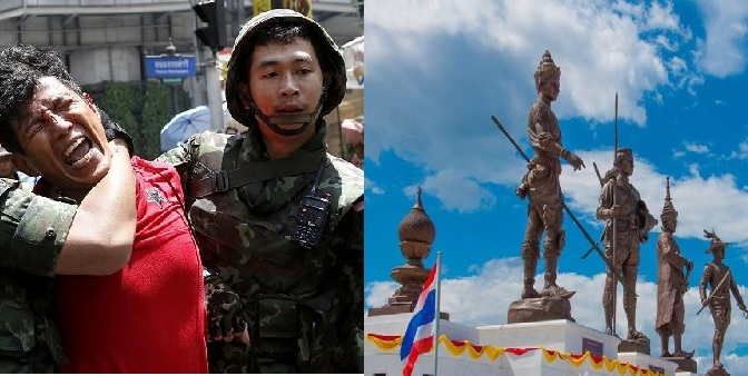 Why does Thailand need an army?