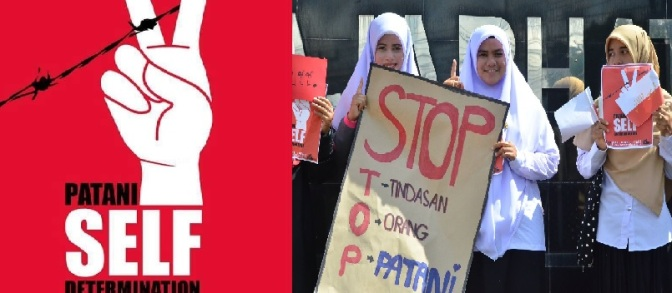 The military should have no role in Patani