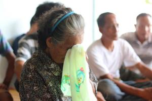 Junta bringing happiness to the villages