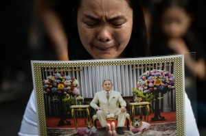 THAILAND-POLITICS-ROYALS