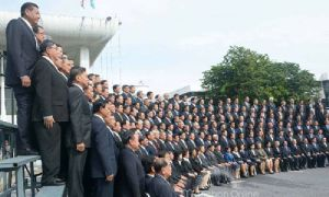 photo of Junta's parliament members from Matichon