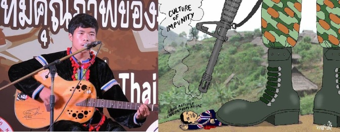 Soldiers murder young Lahu activist in cold blood