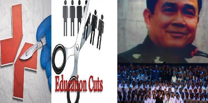 Three years of Prayut's Dictatorship