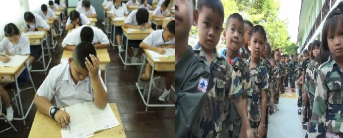 Culture of dictatorship responsible for Thai education failings