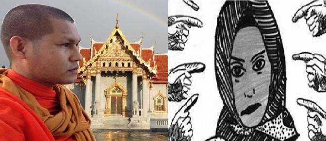Apichart – the islamophobic fascist monk