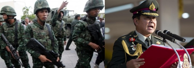 "Junta accused of preventing political parties from preparing for election so as to give ""Army Party"" an advantage"