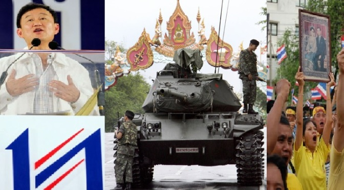 Ignoring the roots of the Thai political crisis will not bring about democracy