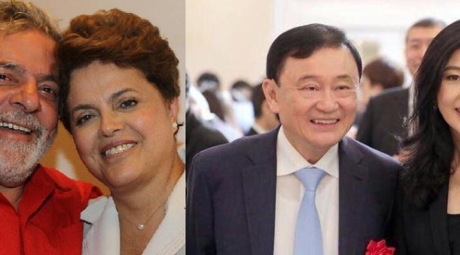 "Brazil-Thailand ""Neo-Liberalism versus Democracy"""