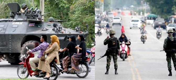 Military Junta incapable of bringing peace to Patani