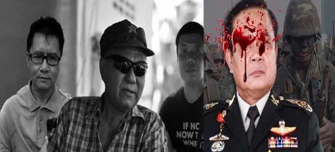 Thai junta death squads eliminate exiled opponents