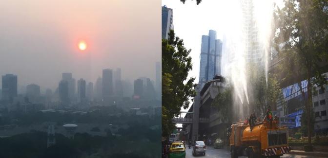 Junta's idiotic solution to Bangkok air pollution