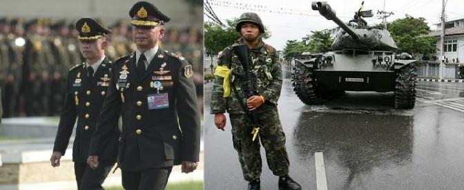 Study of Thai military factionalism does not explain coup d'états