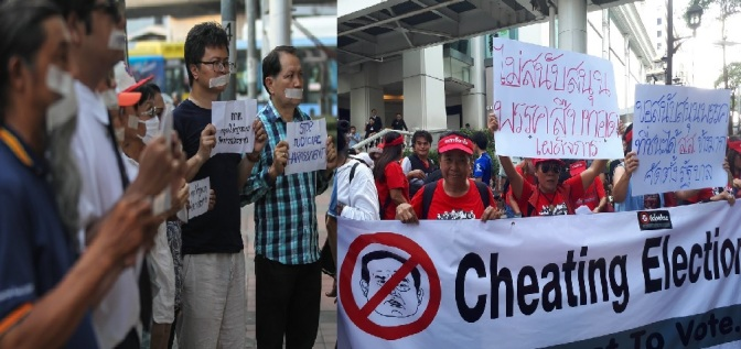 Electoral Commission facilitates Thai junta's election fraud